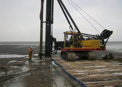crane outrigger pad timbermat cranemat