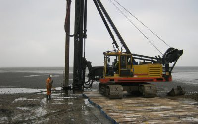 Why Use Hardwood Crane Mats