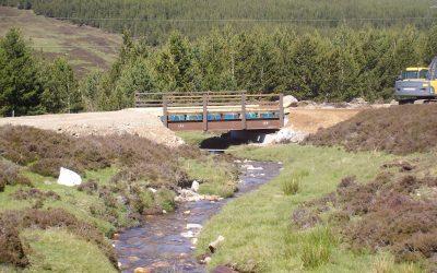 Bridge – Build a Hardwood Bog Mat Bridge