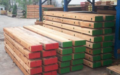 What is a hardwood bogmat / crane mat?