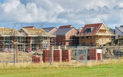 History of House Building in the UK