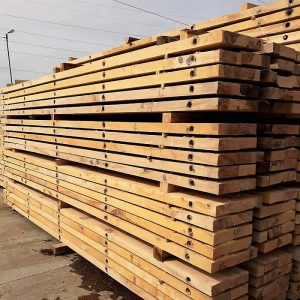 Used Timber Mats (5m x 1m x 100mm)