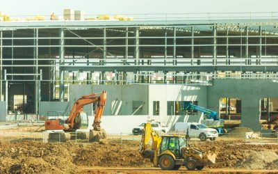Vital Infrastructure for Construction Sites